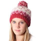 Zimní čepice Merah Salju