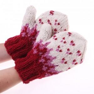 Rukavice Merah Salju