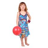 Dětské šaty Bubly