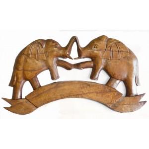 Sloni v boji