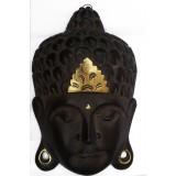 Maska Zdobený buddha