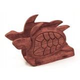Stojánek na ubrousky-želva