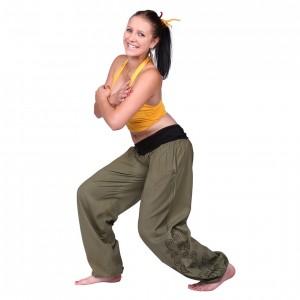 Kalhoty Manisu