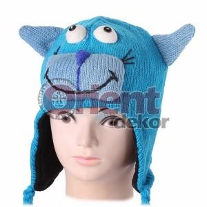 Čepice Modroočko