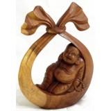Budha v šátku