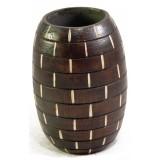 Dřevěná váza - malá