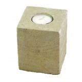 Kamenný svícen V